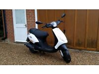 Piaggio ZIP 50 2T (MAKE OFFERS) 2 YEARS M.O.T!