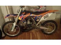 KTM 85 BW 2013