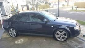 Audi A4 TDI Sport manual 1 Year MOT Sline 18 inch alloys