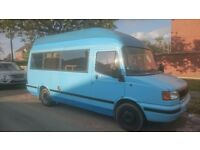 Camper Van in a good condition