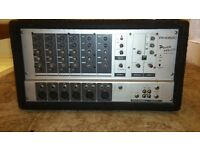 PA Mixer/Powered Mixer 300w (150w/channel)