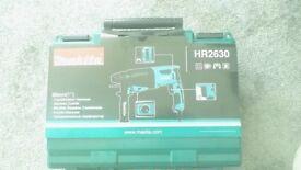 Makita SDS+ 240v Drill HR2630