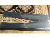 Abercrombie & Fitch ladies jeans size 0