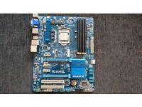 Gigabyte Z77-D3H, Intel i5 3570K, Corsair Vengance LPX 16GB - Motherboard, Ram and Processor -