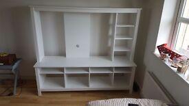 GENUINE IKEA TOMNÄS TV/Media storage unit. excellent condition, no marks or damage.