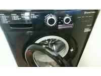 Russell Hobbs washing machine (black)