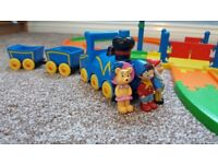 Noddy train set