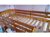 Pine Bunkbeds in very good condition