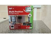 Multi position TV Wall Mount