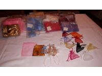 organza wedding favour bags/ jewellery bags/gift bags