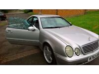 Mercedes 2000 CLK320 Avangarde Automatic Coupe For Sale