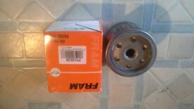 Fram oil filter PH2839.. PEUGOT , CITREON, DUCATI