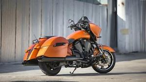 2017 Victory Motorcycles CROSS COUNTRY / 63$/sem garantie 3 ans
