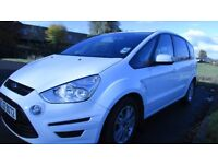 2011 Ford S Max.