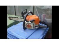 Stihl ms171 garden chainsaw