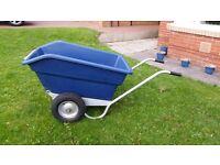 JFC 250ltr tipping Wheelbarrow
