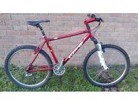 """Orange 02 Hard Tail Mountain Bike 19"""" Frame"""