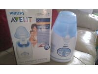 Philips Avent bottle and baby food warmer