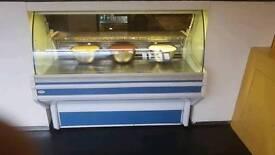 1.5 display fridge