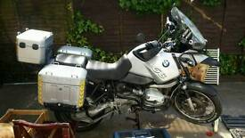 BMW GS 1150 ADVENTURE. SWAP