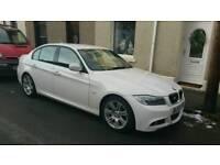 BMW 318d msport 61 plate 75k px x5/q5/kuga