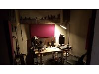 Live in Music production / rehearsal room for monthly hire BN41