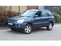 2009 kia sportage 2.0 diesel 4x4 NOT MODIFIED SHOW CAR OR REPLICA GREAT FAMILY CAR