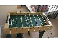 Folding Bar football table