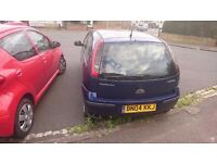 vauxhall corsa spares or repaires