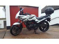 Kawasaki GPZ 500 E9 2003 new MOT