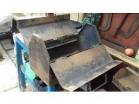 Tool box hand made very strong contruction
