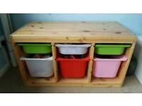 IKEA Trofast Toy Storage Cabinet