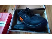 Safety boots and trainers size 11
