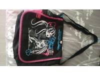 Monster high satchel bag