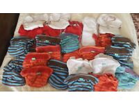 Tots bots Cloth Nappies for sale (Job lot - used