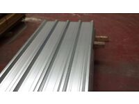 🌟 Galvanised Box Profile Sheeting