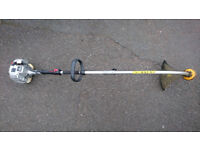 Petrol Strimmer. Spear & Jackson. Hardly used £35 ono