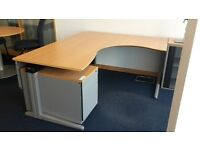 various office desks available from £40