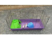 rabbit or guineapig small animal cage