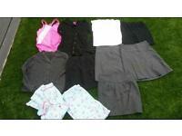 Girls 7 years school bundle