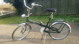 Folding Bike Batavus intercity Passon