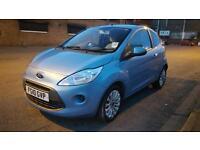 2010 Ford ka zetec 1.2 petrol 3 door hatchback genuine low mileage