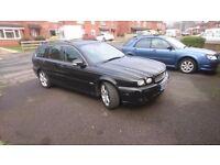Jaguar X-type, Diesel, 2008y facelift model, FSH, Please read the advert