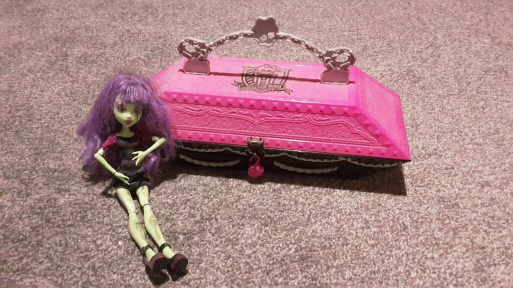 Monster High 'Create a Monster' Design Lab