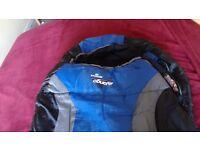 Vango Nitestar 250 sleeping bag.