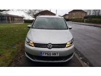2010 Volkswagen Touran 1.6TDI ( 105ps )** AUTOMATIC !!!