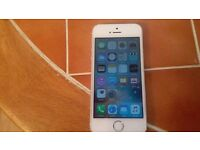 Iphone 5s 32Gb unlocked to all networks
