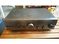 Kenwood KA-4050R MOS FET Drive & Kenwood cassette KX-5050