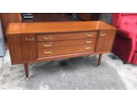 Vintage 1950's E Gomme G plan sideboard. Vintage item could upcycle well. Grab a bargain !
