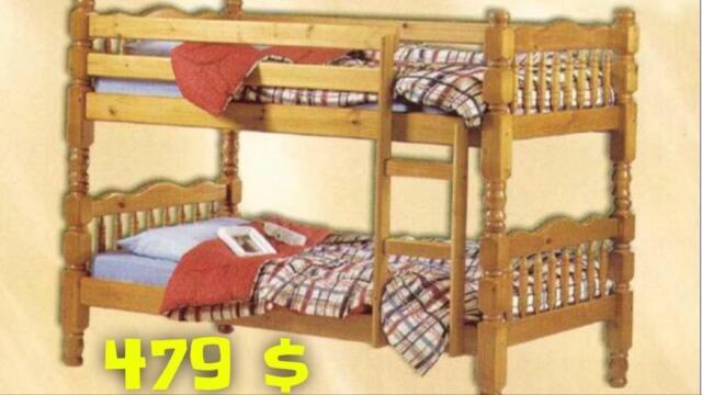 Grande liquidation lit gigogne et lit superpos partir de 295 beds mat - Sofa lit liquidation ...